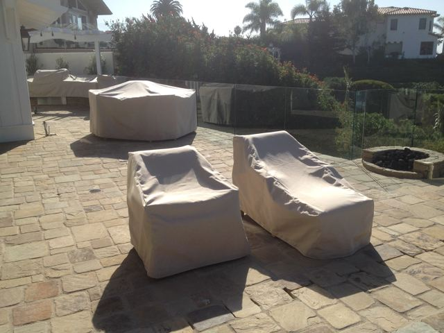 Outdoor Furniture Covers Sunbrella | Decorator Showcase : Home